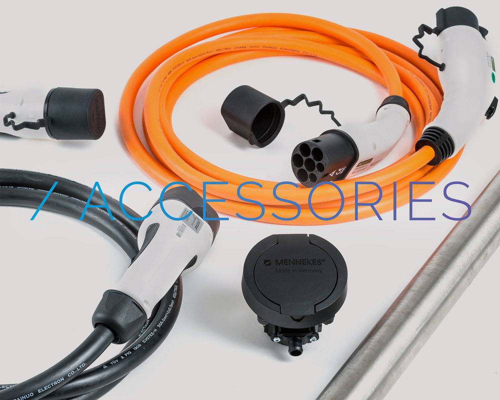 From cables to fixings and signage, we have the perfect accessories to accompany your EO Chargers