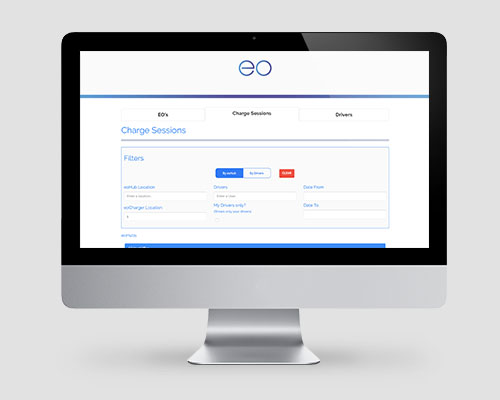 Manage your chargers and generate revenue via eoCLOUD