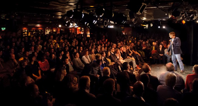 THE COMEDY STORE - London