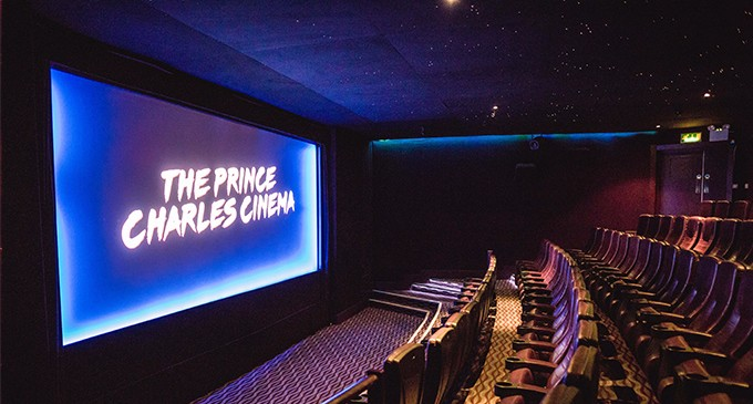 THE PRINCE CHARLES CINEMA - London