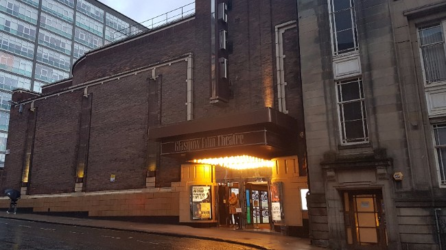 GLASGOW FILM THEATRE - Glasgow