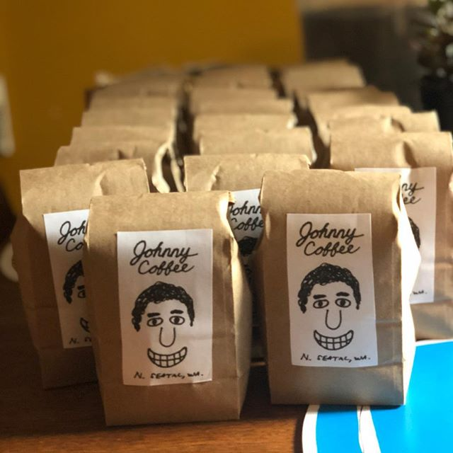 Come to the handmade sale Saturday the 15th from 10-4, it's my birthday week! I'll have two different roasts this time ! Colombian and Guatemalan!!!