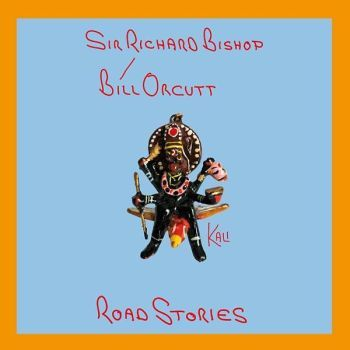 ROAD STORIES   (LP) Split with Bill Orcutt, Unrock, 2014