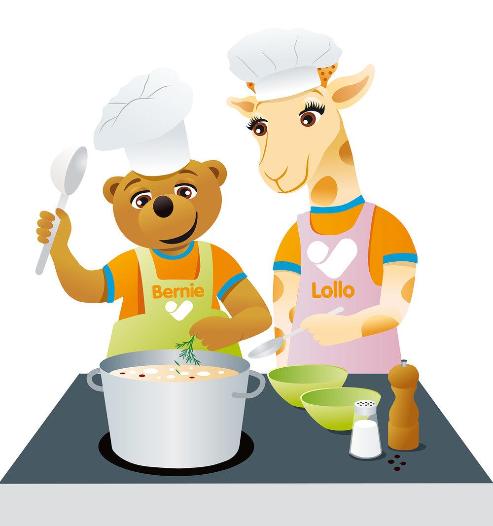 L&B Cooking Soup