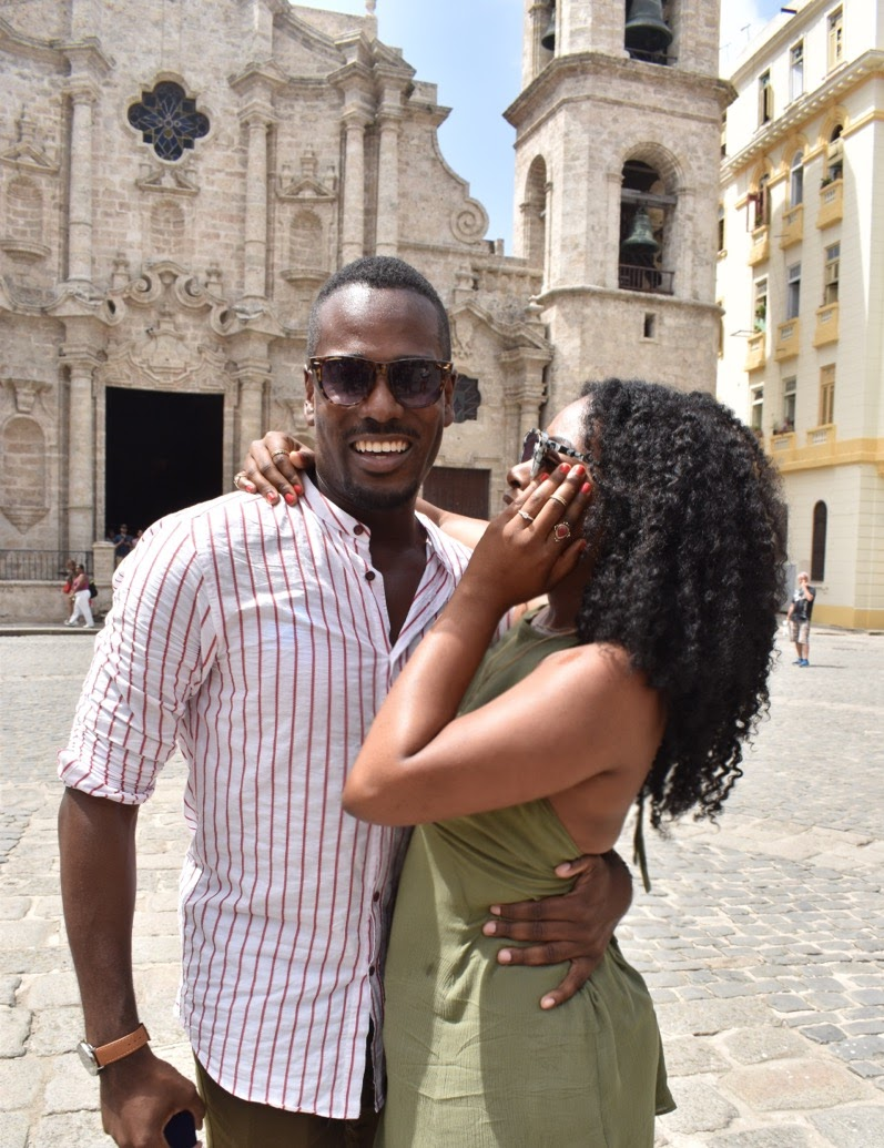 Proposal Black Love Havana Cuba OOTD Style Fashion Finding Lex