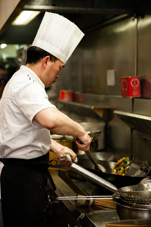 Head Chef Li