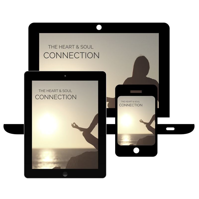 Online professionally edited video training and meditations.