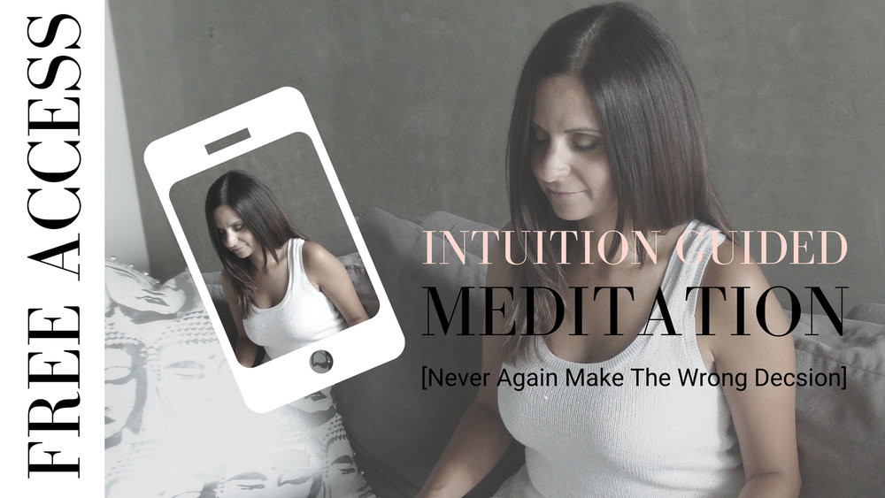 Intuition Guided Meditation