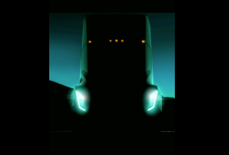 How cool is the Tesla semi!!