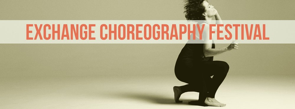 THE BELL HOUSEEXCHANGE CHOREOGRAPHY FESTIVAL - August 24th - 26th Tulsa, OklahomaThe EVOL//you//TION inPART