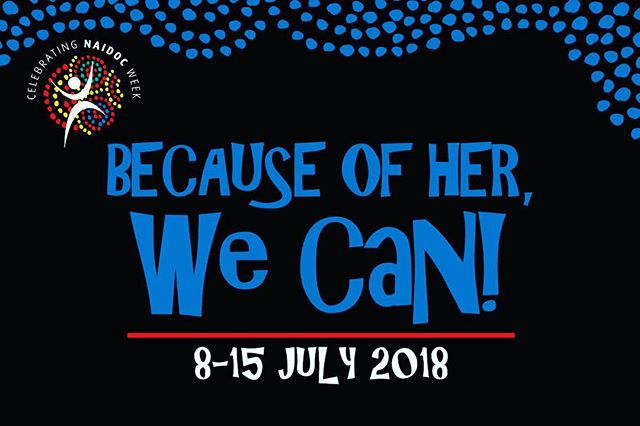 It is already NAIDOC Week! The theme for 2018 is 'Because of her we can'. A fabulous theme and an important week to pay tribute to the amazing Aboriginal and Torres Strait Islander women of Australia. From pioneers including  Fannie Cochrane-Smith to today's trailblazers and role models such as Cathy Freeman, Yalmay Yunupingu, Samantha Harris and Nova Peris.  Take the time this week to thank the female role models in your life and to understand more about our Australian identity. For information on how you can learn more about Aboriginal culture and customs, click the link in our bio to a blog post listing some great workshops and tours.