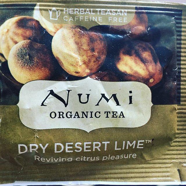 Desert lime tea! Found in Canada!  #desertlime #australiannativefoodsgointernation