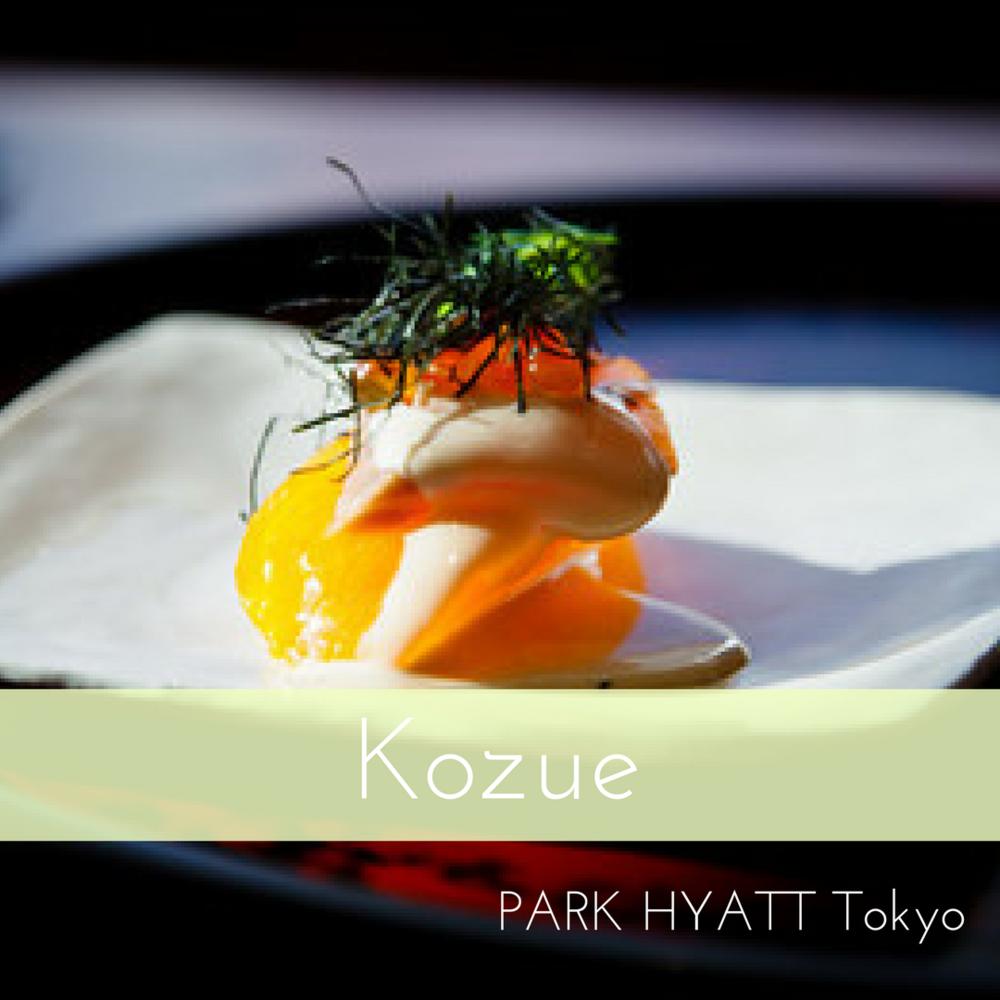 Kozue - Park Hyatt Tokyo