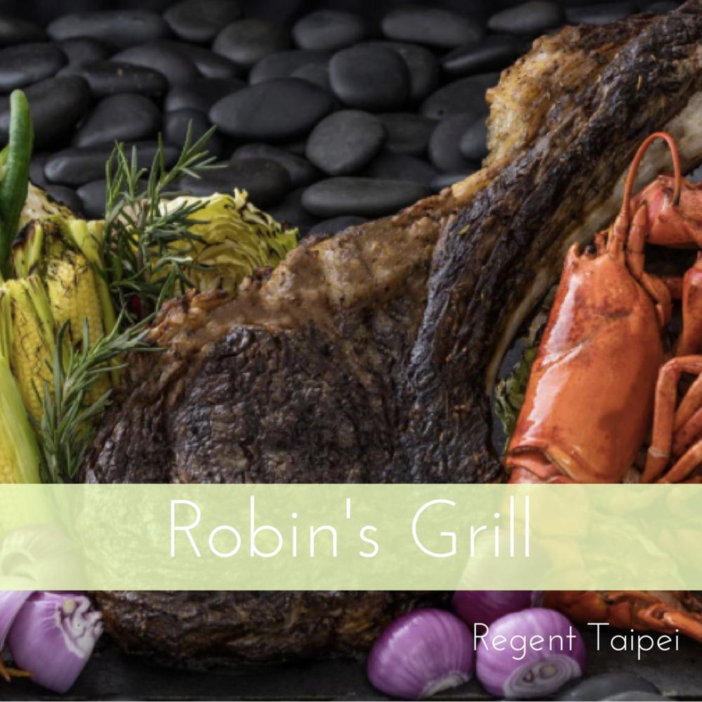Robin's Teppanyaki - Regent Taipei