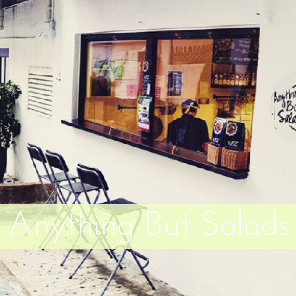 Life Rawnola - Anything But Salads