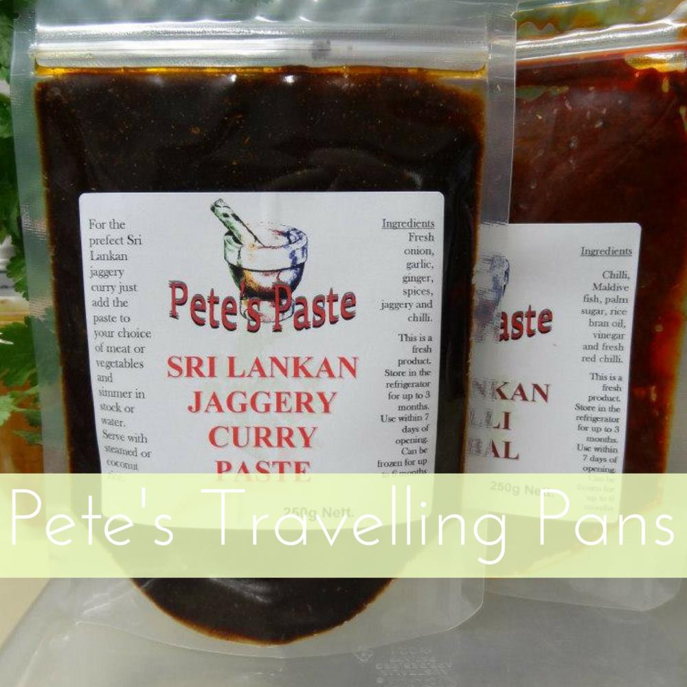 Pete's Travel Pan