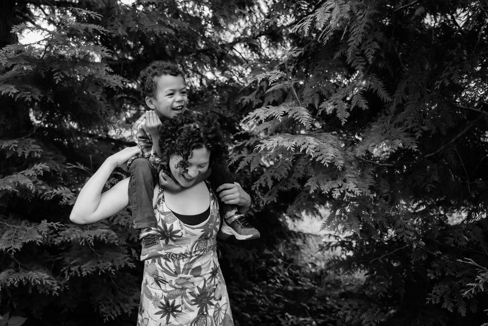 Vancouver photographer Burnaby family photo session