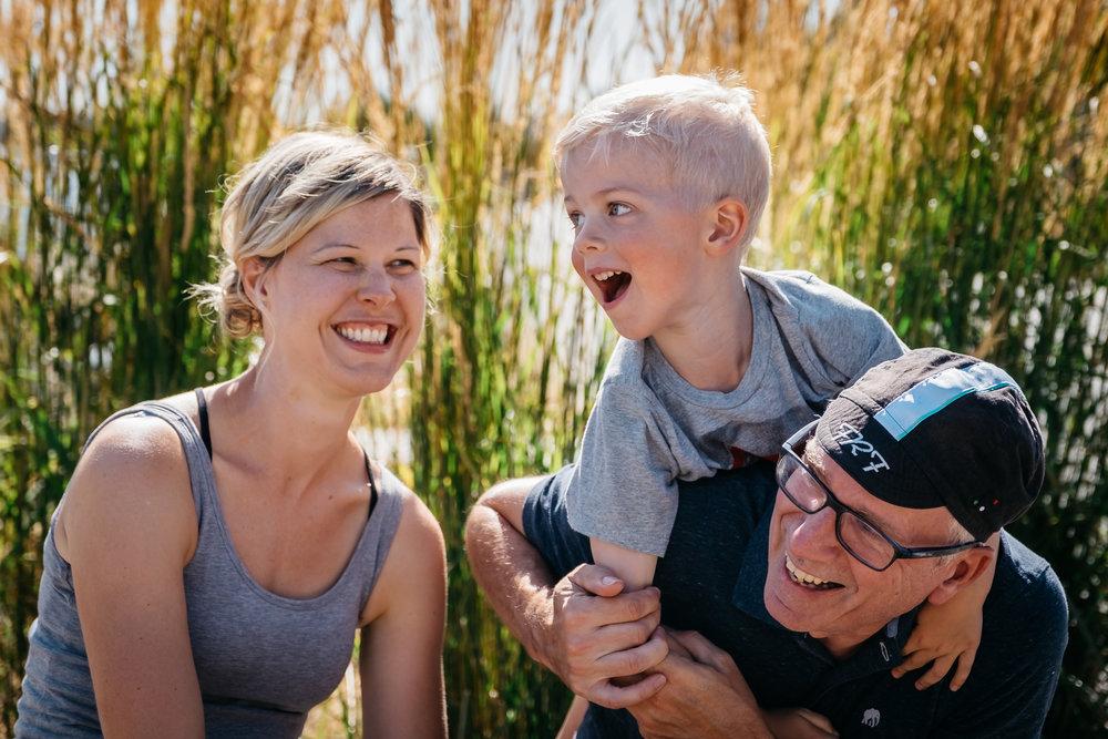 New Westminster Pier Park family photos