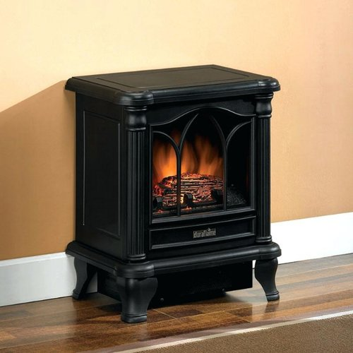 Some benefits of electric fireplaces.