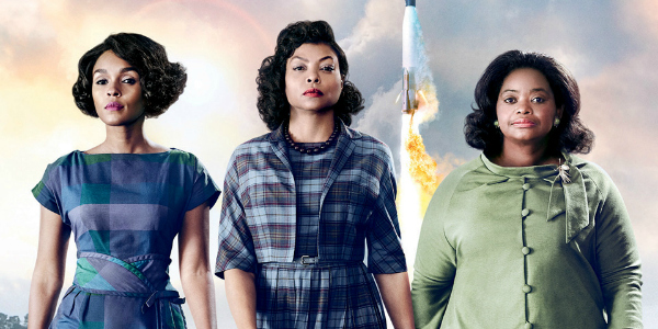 The leading ladies of Hidden Figures