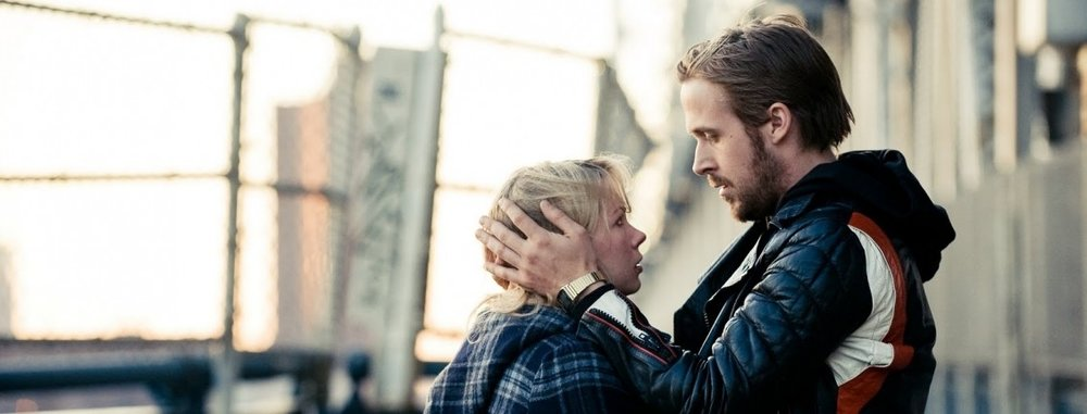 Ryan Gosling and Michelle Williams in Blue Va