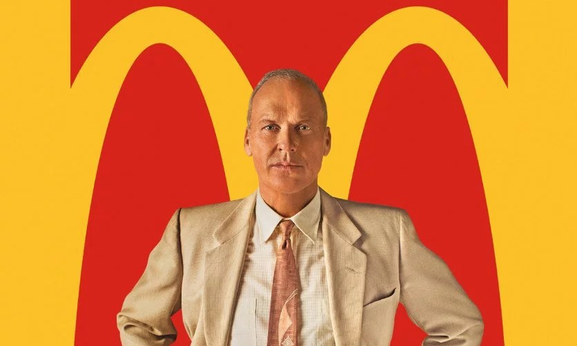 Michael Keaton stars in The Founder