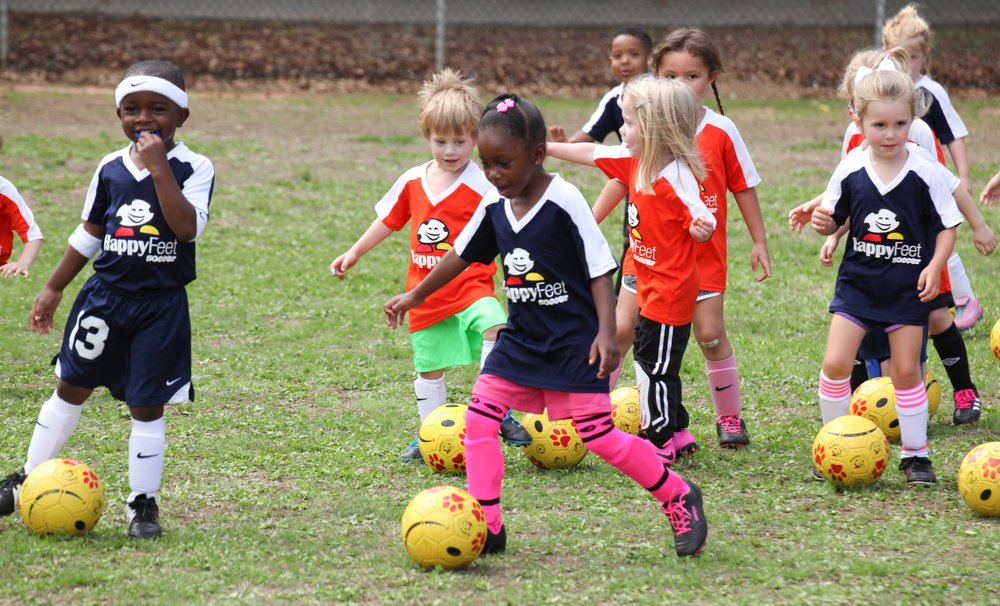 Soccer Skills With A Smile!    Join The Fun