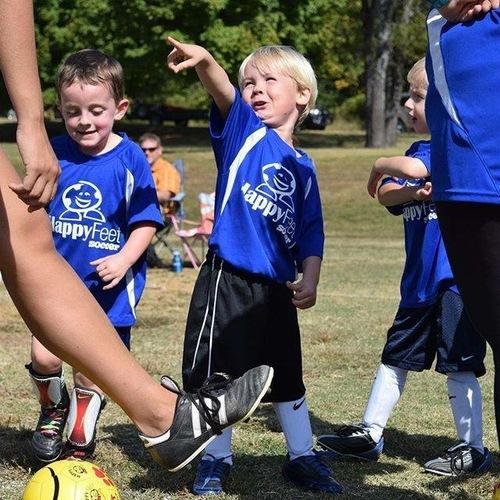 HappyFeet Soccer Curriculum North NJ