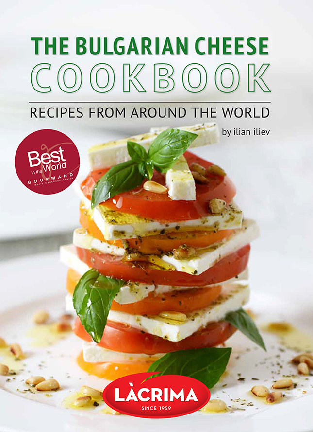 Ilian's cookery book