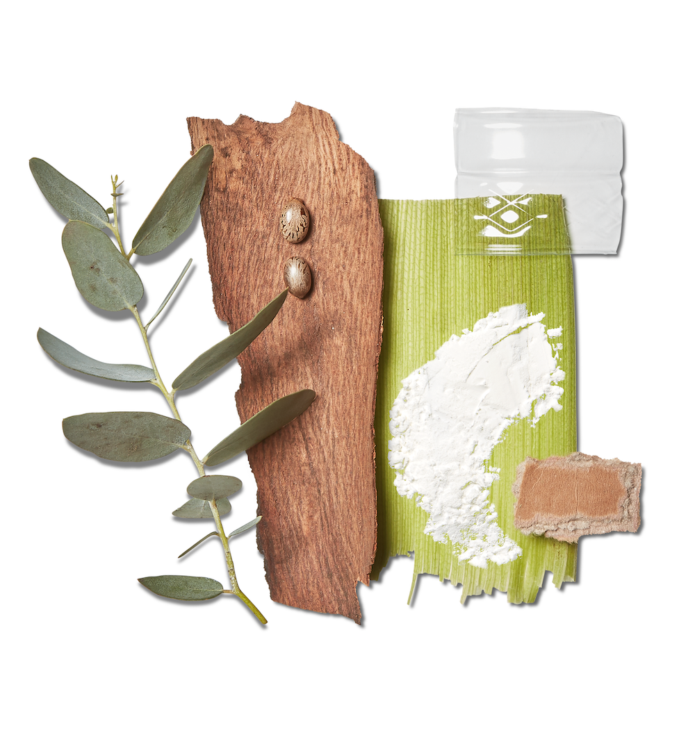 Tree Shoe Ingredients  |  Photo:  Unruh Jones |  Creative Direction + Design:  Lisa Hopey