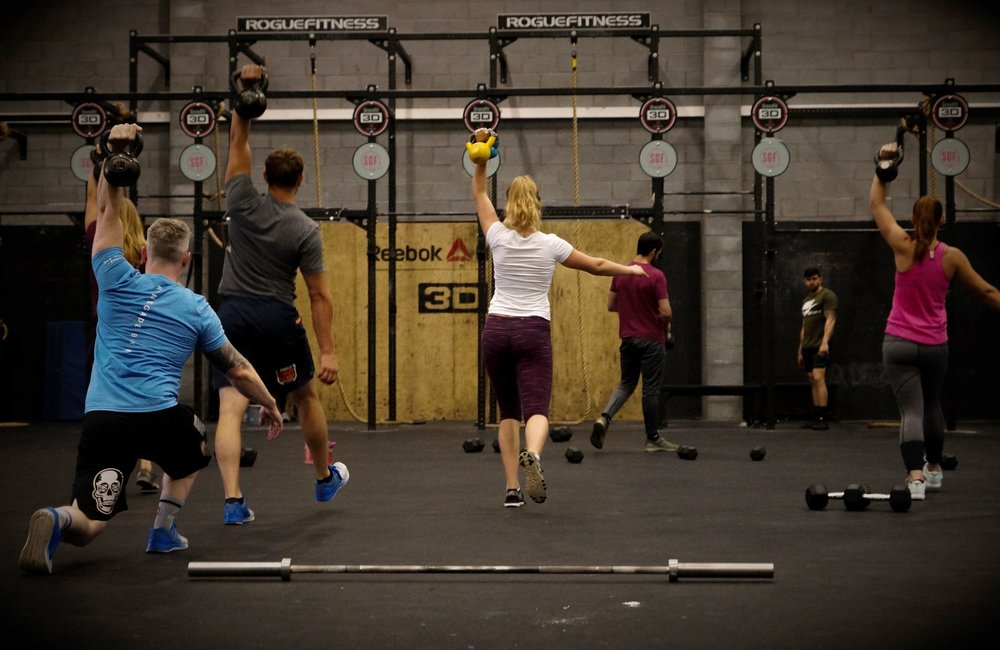 reebok crossfit 3d gym