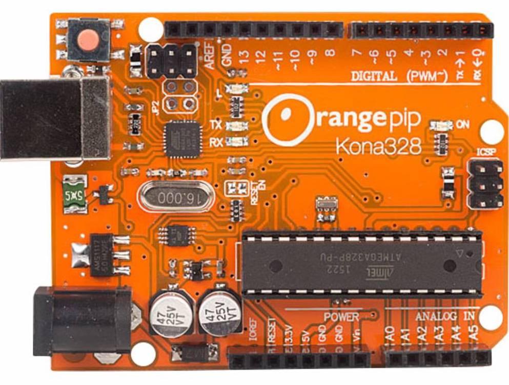 UNO compatible Arduino board