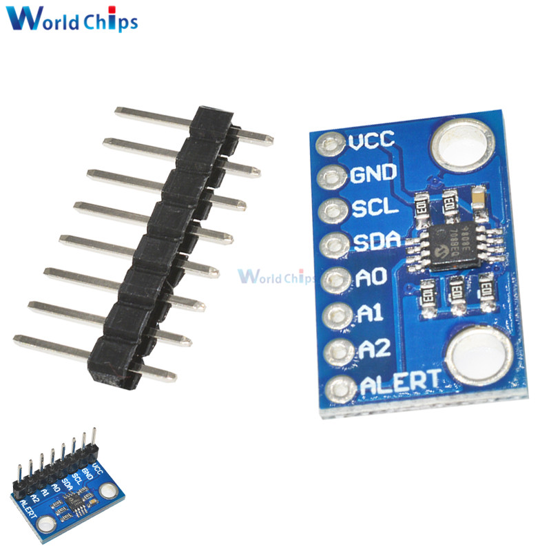 High precision temperature sensor