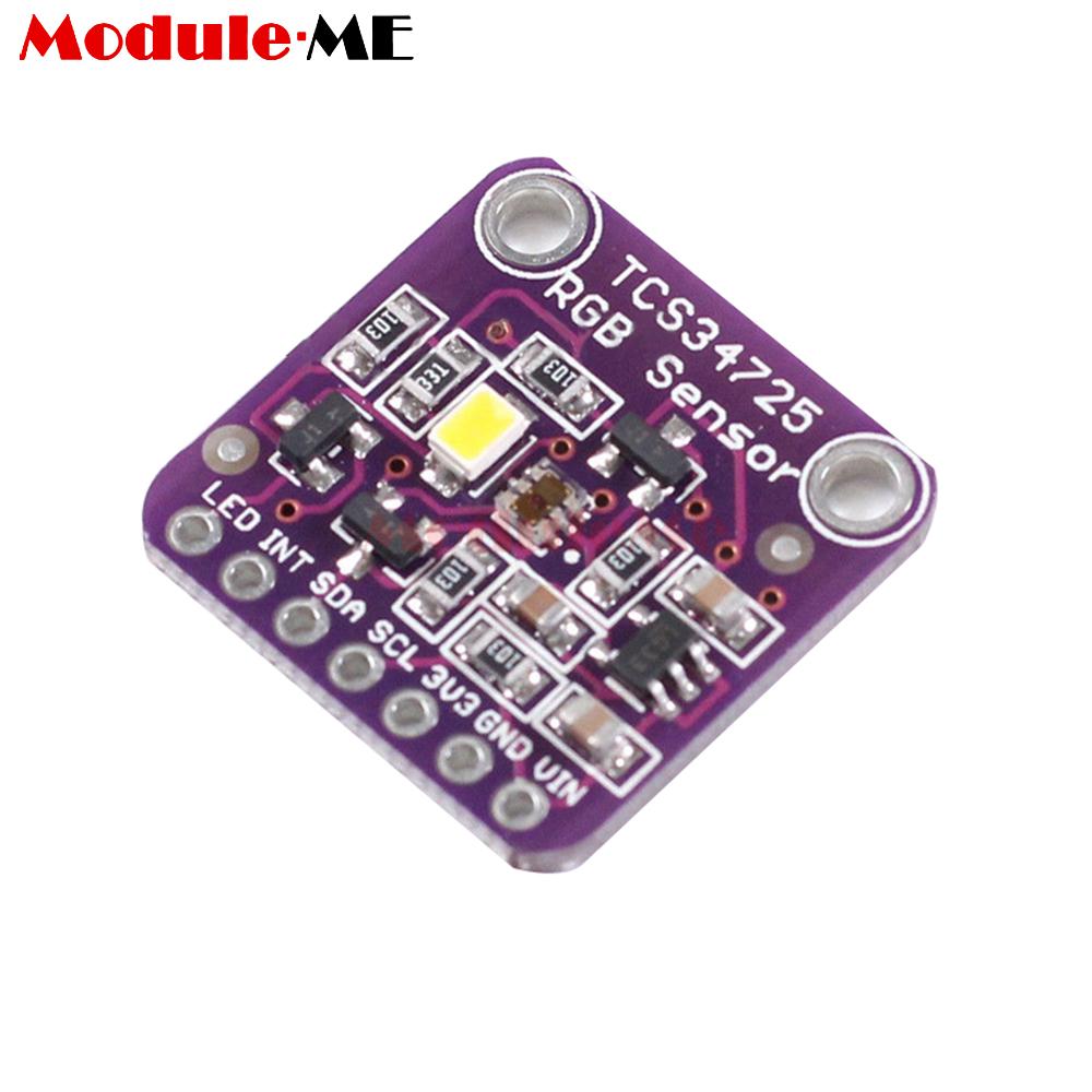 RGB light sensor