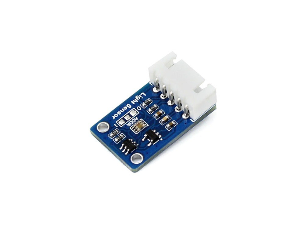 Hi-sensitivity light sensor