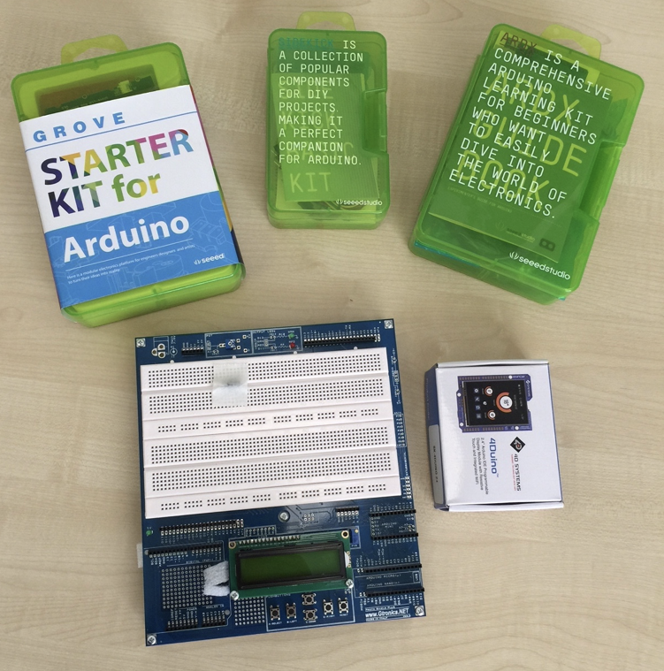 Biomaker 2017-2018 Starter Kit