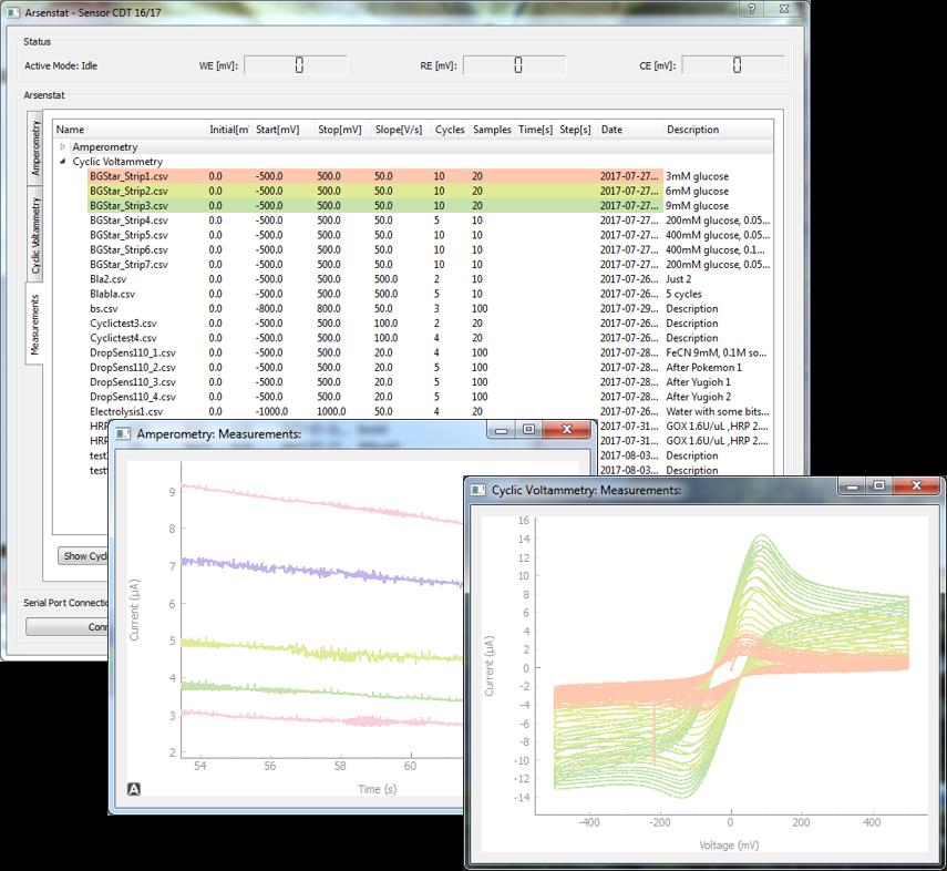 Figure 4. The user interface developed in Python QT designer