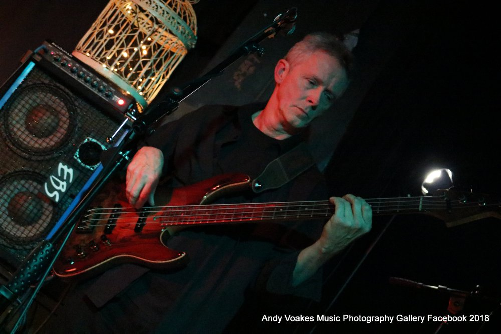 Jim Bryan: bass/vocals