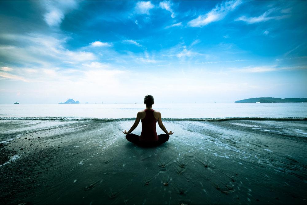 Balance of mind, body and spirit