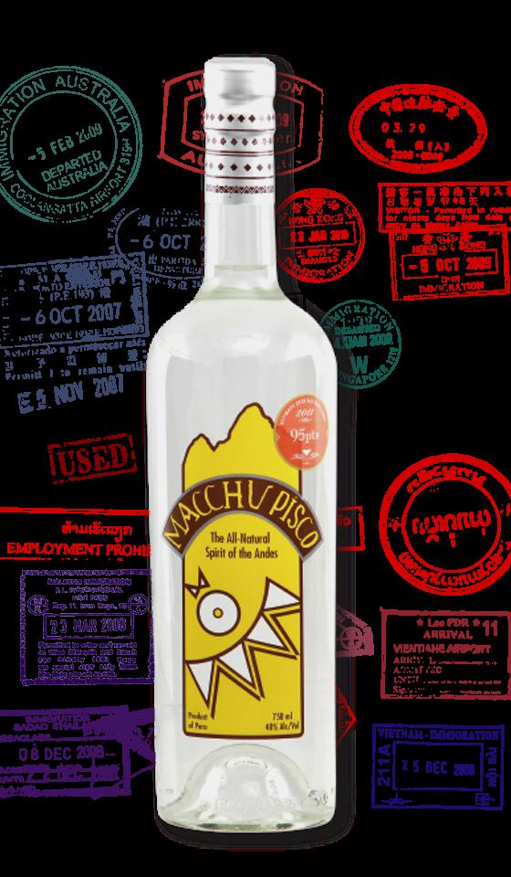 Macchu Pisco 40 %    Klicke auf das Bild für mehr Infos   via Cocktailian bestellen