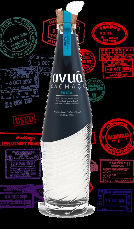 Avua Prata Cachaca 42%    Klicke auf das Bild für mehr Infos!    Via Cocktailian bestellen