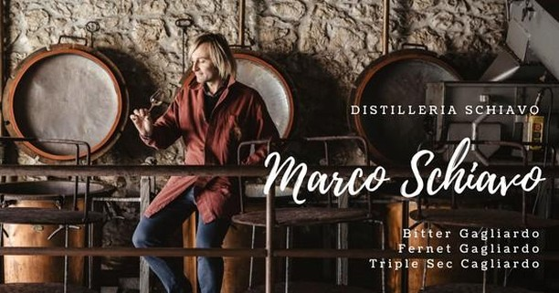 We are happy to introduce you Marco Schiavo,  from Gagliardo Bitters e Grappa Schiavo.  For the next three days he will join our Team, @kersten_wruck & @karim_fadl, to show his passion and knowledge about the #Amaro category.  Join us at: MUNICH: 15th April 2019 - 14.00h at Kopper Bar with @shaking_bee BELRIN:  16th April 2019 - 15.00h at Layla Berlin with @lo_champagnone  #Salute  #BeviBittereDolceVita #GagliardoBitters  #DrifterSpirits  #Berlin #Munich  @gagliardo_bitter #gagliardobitter  #bitterradicale  #italiansdoitbitter #principe #artesanalsspirits