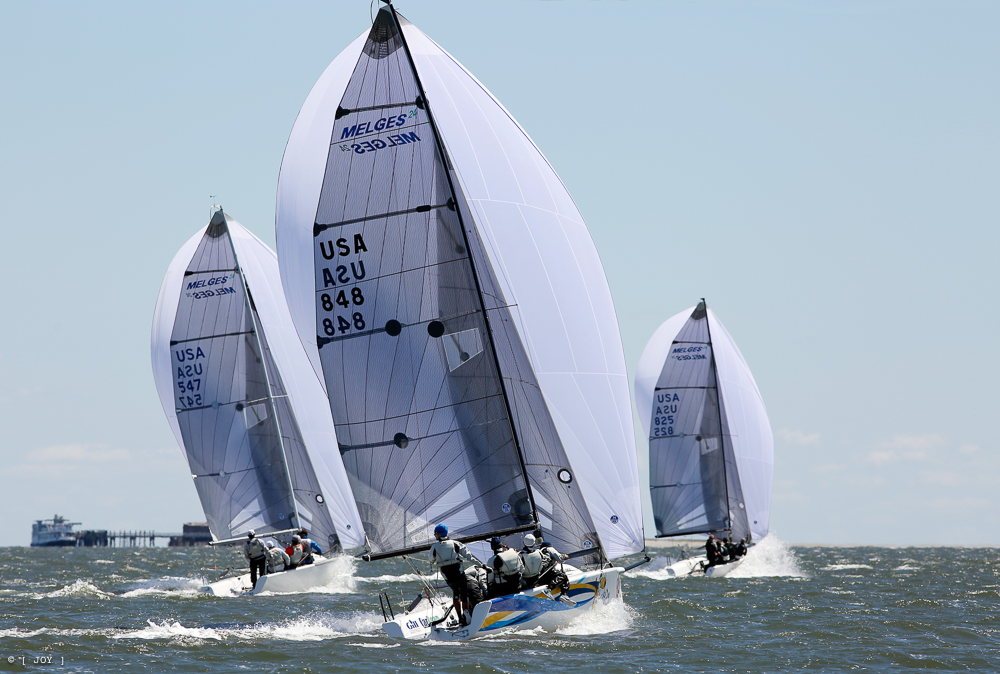 Melges 24 Fleet 1