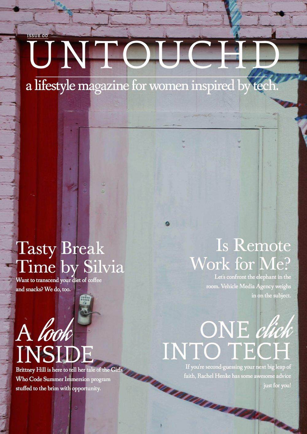 UNTOUCHD Issue 00