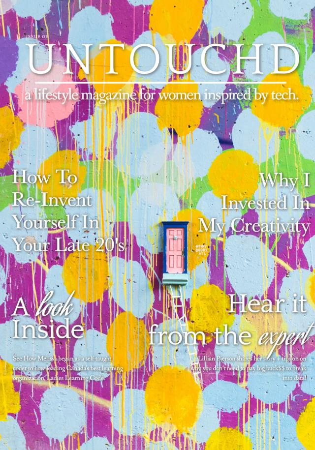 UNTOUCHD Issue 01