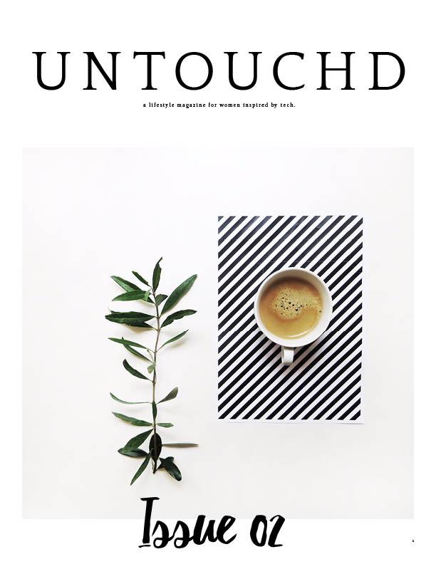 UNTOUCHD Issue 02