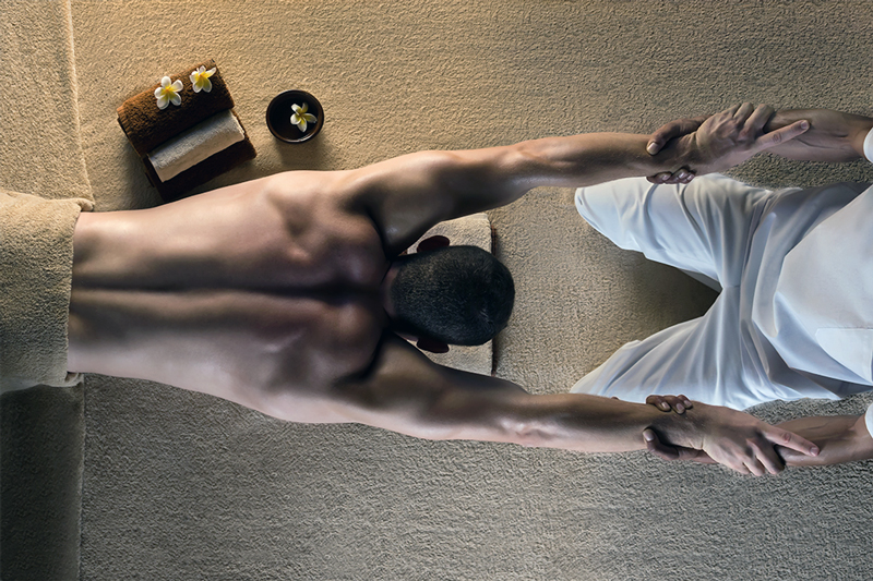 Bodywork at Peak Performance Massage Monterey