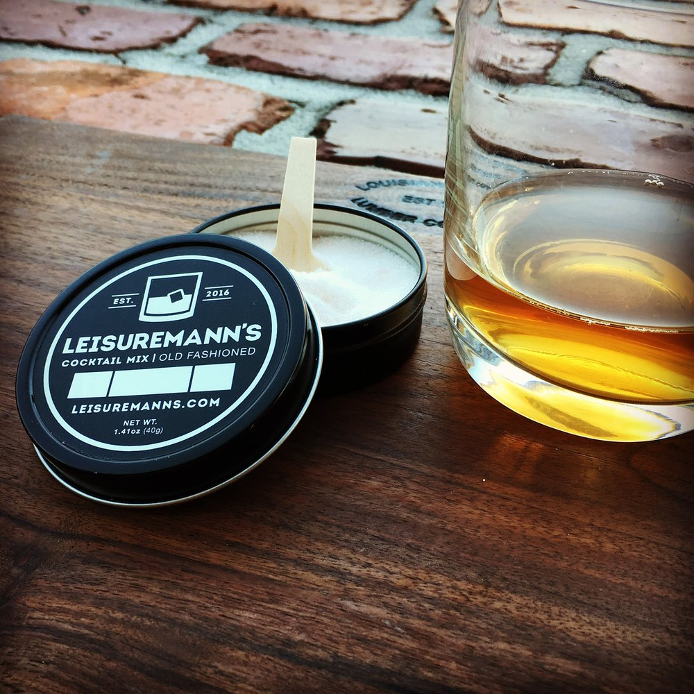 Leisuremann's Cocktail Mixes