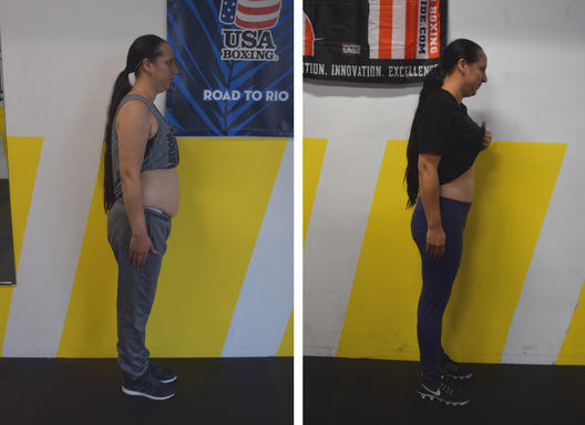 Check out Jessica's transformation in just 28-days!