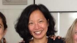 PPS-SF Board member, Pui Ling Tam
